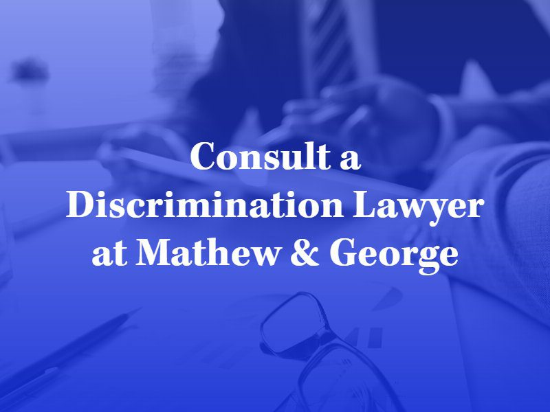 Discrimination Lawyer Los Angeles