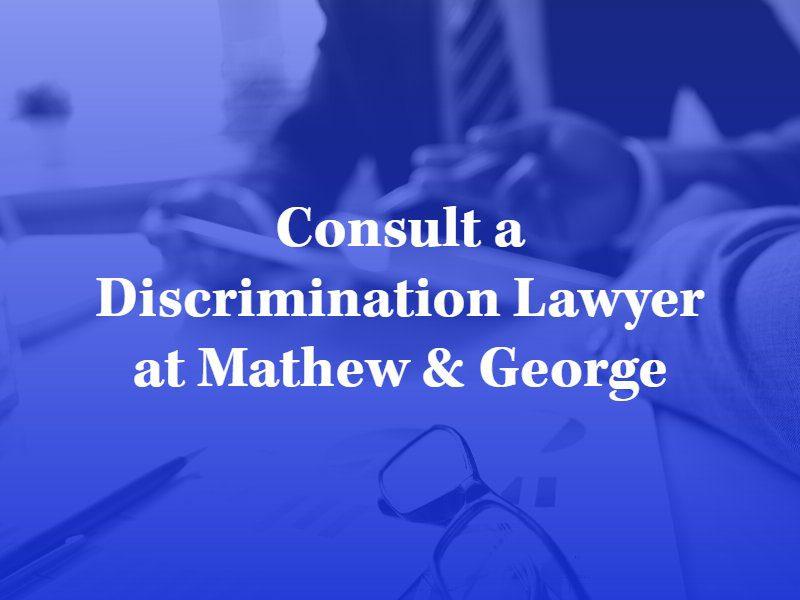 Discrimination Lawyer Los Angeles
