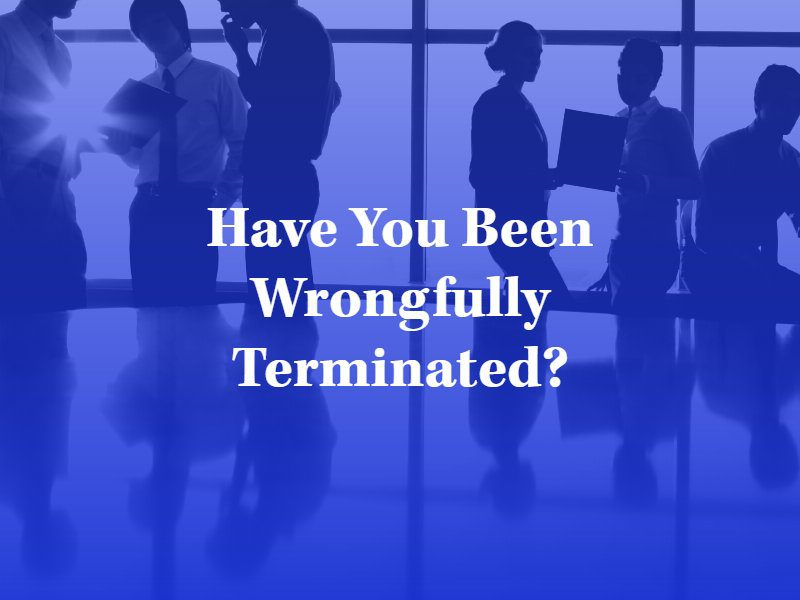 Los Angeles Wrongful Termination Lawyer