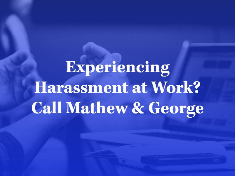 Los Angeles Sexual Harassment Lawyer